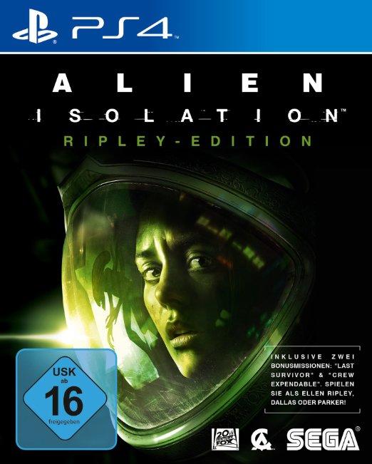 [PSN] Alien Isolation (PS4) für 12,99€ / PS3 für 9,99€ - 52% sparen