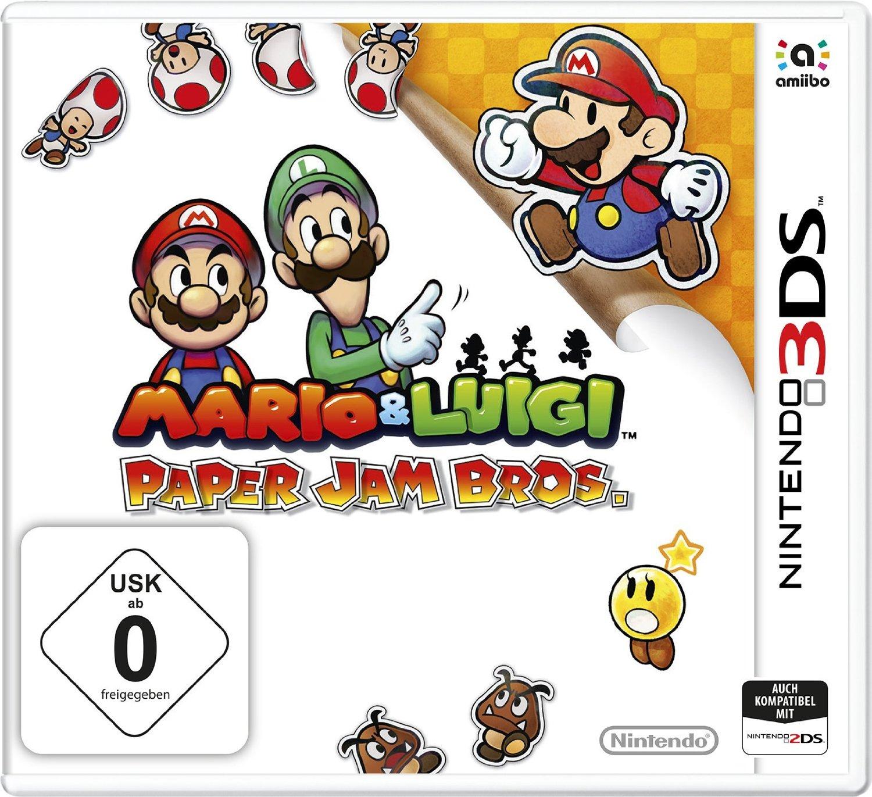 Mario & Luigi: Paper Jam Bros. (deutsch) (3DS)