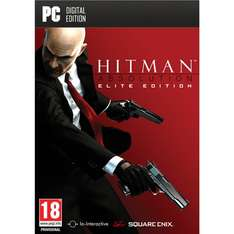 [Gamesrocket.de] Hitman: Absolution - Elite Edition (STEAM Key) nur 4,95€