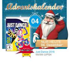 Müller: Just Dance 2016 (PlayStation 4) für 25€