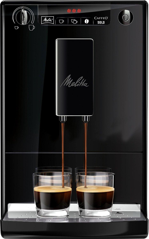 Amazon Melitta E 950-222 Kaffeevollautomat Caffeo Solo um 239,00 €(Preisvergleich 279,00 €)