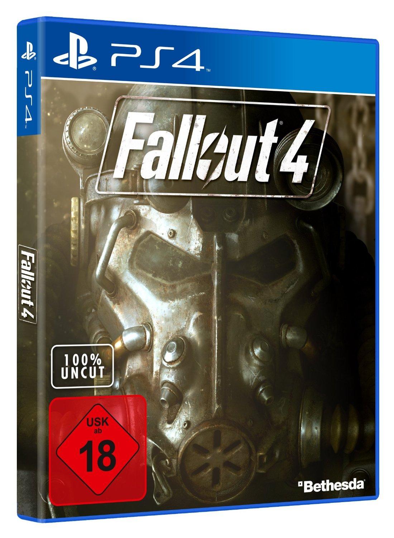 Amazon Fallout 4 Uncut - [PlayStation 4] um 44,97 € (Preisvergleich 56,99 €)