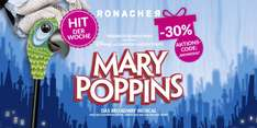 Mary Poppins - Musical Tickets um -30%