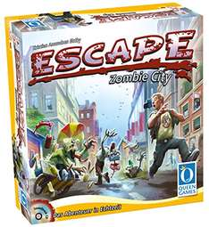 Escape Zombie City für 20 Euro