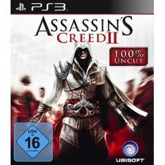 Amazon unterbietet Media Markt - u.a. Assassin's Creed 2 für 44€ *UPDATE*