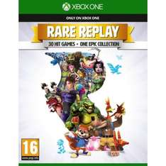[thegamecollection] Rare Replay ( Xbox One) für 11,70€ - 40% sparen