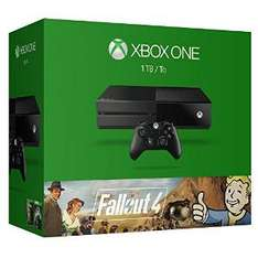 [Amazon.fr] Xbox One (1TB) + Fallout 4 + Fallout 3 für 313,80€