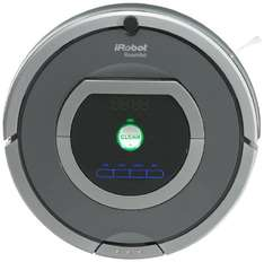 iRobot Roomba 782 Staubsaug-Roboter um 399,00 € ( Preisvergleich 484,00 € )