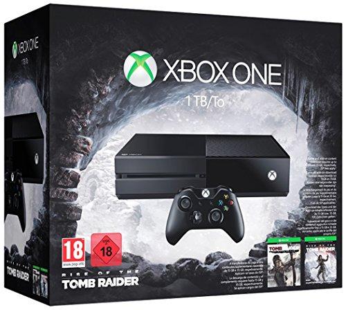 [Amazon.fr] Xbox One 1TB Tomb Raider Bundle zum Bestpreis nur 313,70€