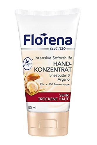 Florena Hand-Konzentrat (Sheabutter & Arganöl) um 0,79 €inkl Versand