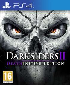 [game.co.uk] Darksiders 2 Deathinitive Edition (PS4/XB1) für 22€ - Ersparnis: -18%