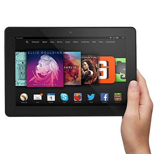 Amazon: Fire HDX 8.9 (8,9 Zoll) Tablet ab 199,99€ - nur heute gültig!