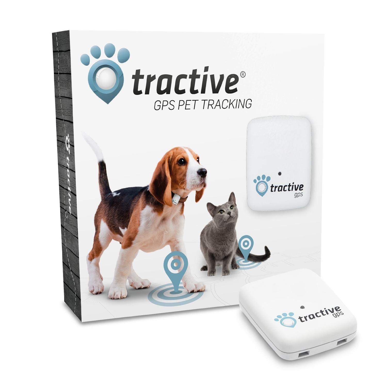 Amazon Tractive GPS Tracker für Hunde und Katzen um 59,98 € (Preisvergleich 89,90 € )