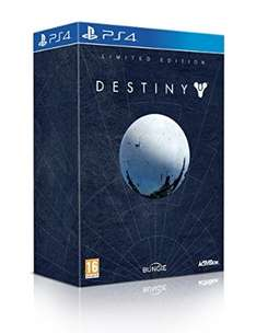[Amazon.co.uk] Blitzangebot: Destiny Limited Edition PS4 für 18€