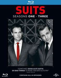 [Zavi] Suits Staffel 1-3 BluRay um sagenhafte 13€!!! (-82%!!)