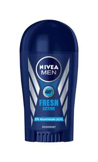[Amazon.de] 2,54€ für 3x Nivea Men Deo Fresh Stick - HOT)