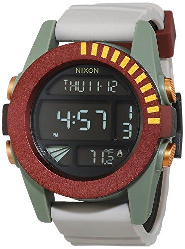 "Nixon Herren Armband ""Stat Wars - Boba Fett"" Uhr @ Amazon Blitzdeal"