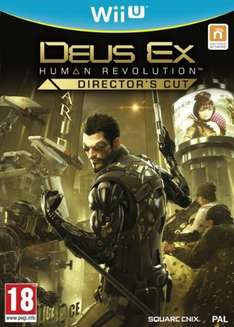 [Amazon.it] Deus Ex: Human Revolution – Director's Cut (Wii U) für 13,68 EUR inkl. VSK