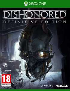 [Amazon.co.uk] PS4& Xbox One Games reduziert; zB Dishonored Definitive Edition für 14,21€; bis zu 60% sparen