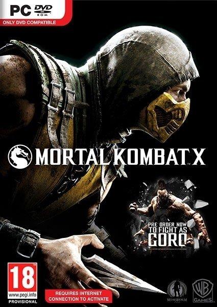 Mortal Kombat X - Premium Edition um 11,99 € (Preisvergleich ab 74,00 € )
