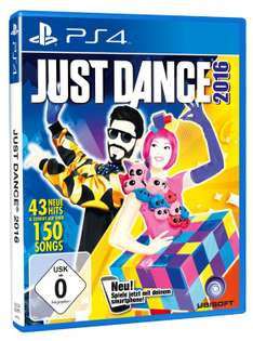[Amazon.de] Just Dance 2016 PS4 um 29,97€