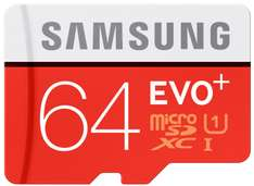 [Amazon.de] Samsung MicroSDXC 64GB EVO Plus 14,99€ - Tagesdeal