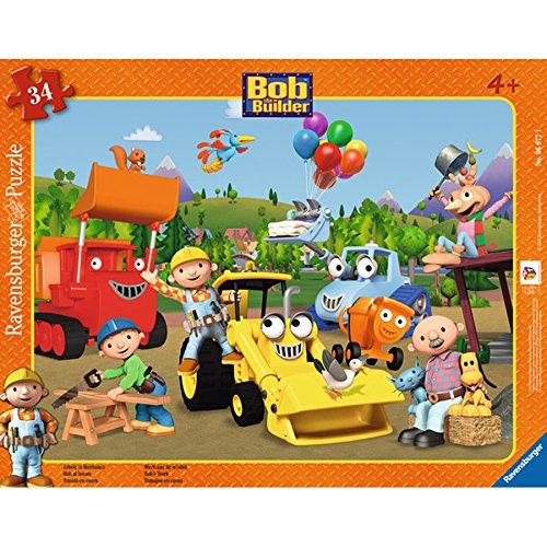 "[Amazon.de] Ravensburger ""Bob der Baumeister"" Puzzle für 3,25€ (PVG: 7€)"