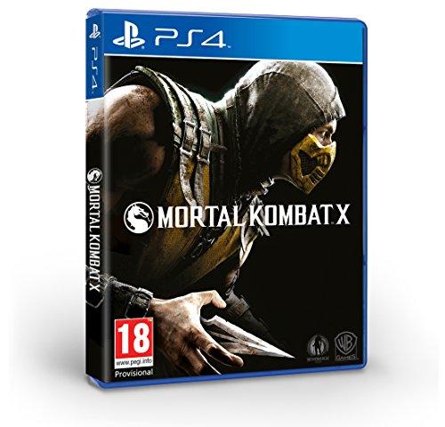 Mortal Kombat X (PS4) um nur 26 € - 29% sparen