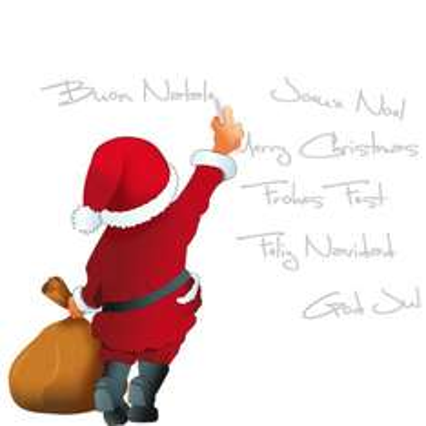 Fröhliche Weihnachten und wundervolle Feiertage euch Allen!
