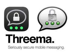 """Threema"" (What'sApp Alternative) für Windows Phone - um 0,99 € - 50% sparen"