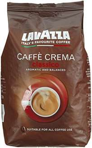 Lavazza Caffè Crema Classico (1kg) um 8,99 € - 25% sparen
