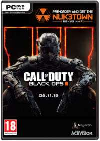 [cdkeys.com] Call of Duty: Black Ops III (inkl. Nuketown DLC) (Steam) nur 23,74€