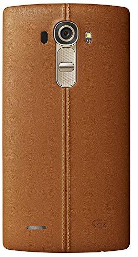 LG G4 (32 GB, braunes Leder) um 399 € - 15% sparen