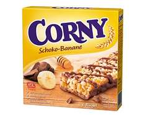 [Amazon.de] Corny Müsli-Riegel Schoko-Banane, 10er Pack (10 x 150g) (60 Riegeln)