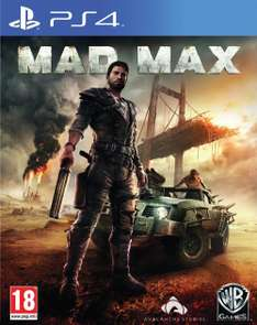 [Amazon.it] Mad Max (PS4) für 23,48€ - 23% sparen