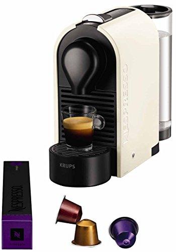 "Krups Nespresso ""U"" Kaffeekapselmaschine um 56 € inkl Versand - 44% sparen"