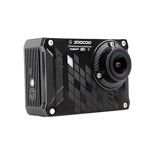 [Amazon.de] SooCoo S33WS ActionCam + 8GB MicroSD für nur 31,85€  (PVG: 85,99)