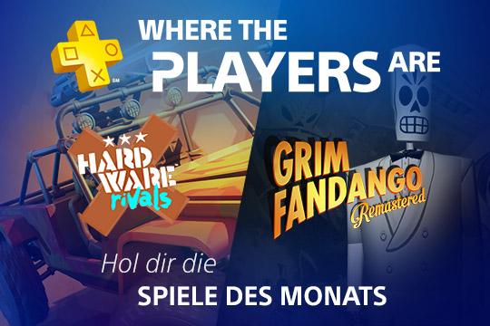 [PSN] Neue PS+ Titel verfügbar