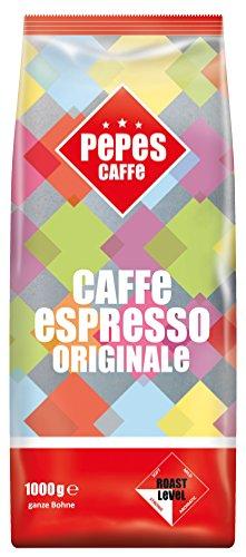 "[Amazon.de] 2kg ""Pepes Caffè Espresso Originale"" ganze Bohne für nur 5,54€ (2,77€/kg)"