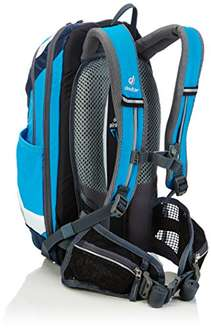 [Amazon]  Deuter Damen Rucksack Superbike 14 EXP SL Granite Black / Turquoise Midnight