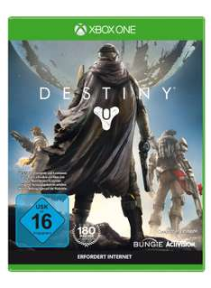 Amazon: Destiny (Xbox One) für 9,99€