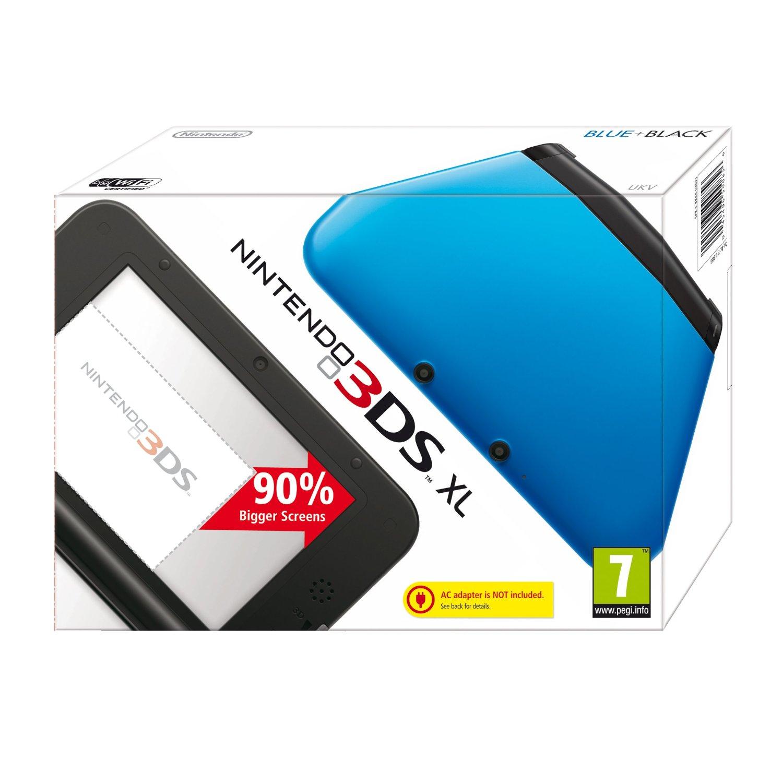 [Amazon.co.uk] Nintendo 3DS XL blau / pink etwas teurer!
