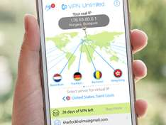 Lebenslanges Abonnement - VPN Unlimited