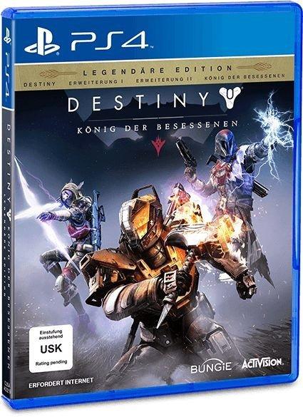 Destiny - König der Besessenen Legendäre Edition PS4