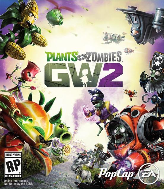 Plants vs. Zombies Garden Warfare 2 (PS4 / Xbox One) Beta komplett kostenlos - nur vom 14. - 18. Jänner