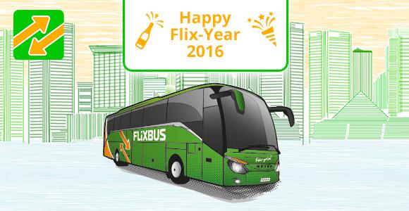 FlixBus: 1.00.000 Tickets für nur 9,99€ für alle Verbindungen! - nur bis zum 13. Februar