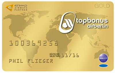 [airberlin topbonus] 4 Monate Silber-Mitglied kostenlos testen (auch für Bestandskunden) - leichter zum Gold-Mitglied aufsteigen