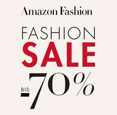 "Amazon ""Final Fashion Sale"" - bis zu 70% sparen"