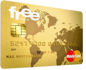 free.at - Kostenlose Kreditkarte von Advanzia