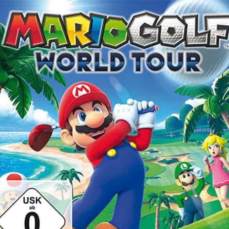 Media Markt Vösendorf: Mario Golf World Tour 3DS für € 9,99